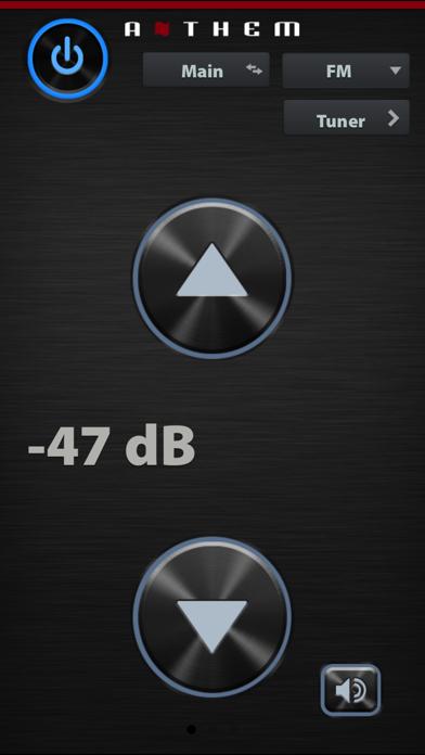 Anthem MRX Remote 2 screenshot one