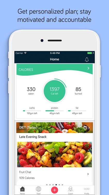 Fitso Weight Loss & Running screenshot-3