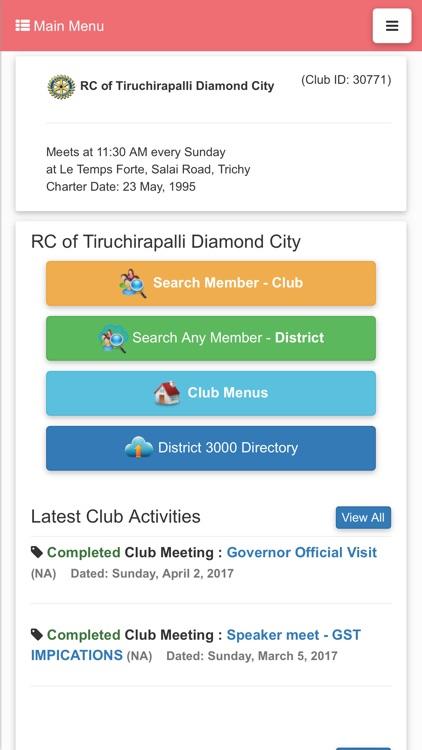MyClubOnNet - Club Management