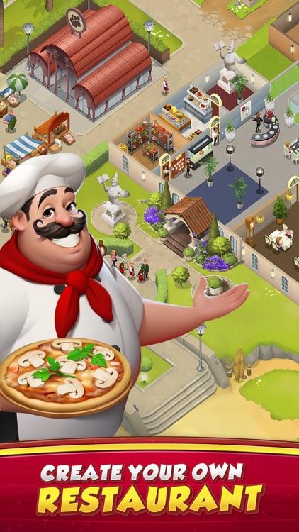 World Chef: Restaurant & Cooking Game screenshot-0