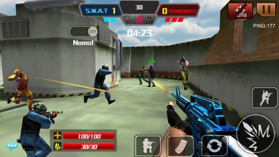 Sniper 3D Gun - Multiplayer Shooting Games screenshot two
