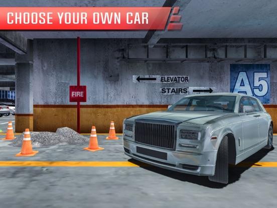 Multi Level Parking Simulator для iPad