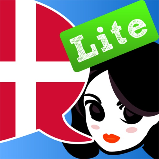 Lingopal Danish LITE - talking phrasebook