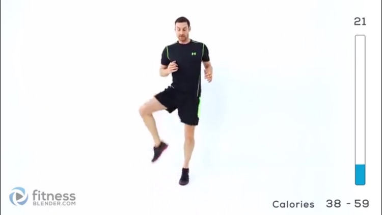 Cardio Fitness screenshot-4