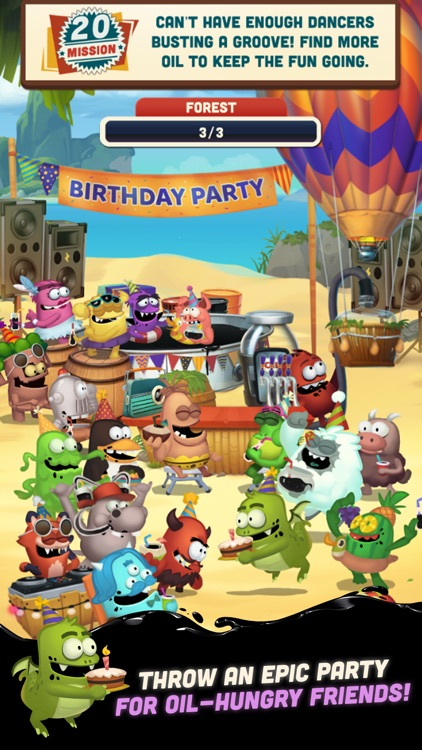 Oil Hunt 2 - Birthday Party screenshot-4