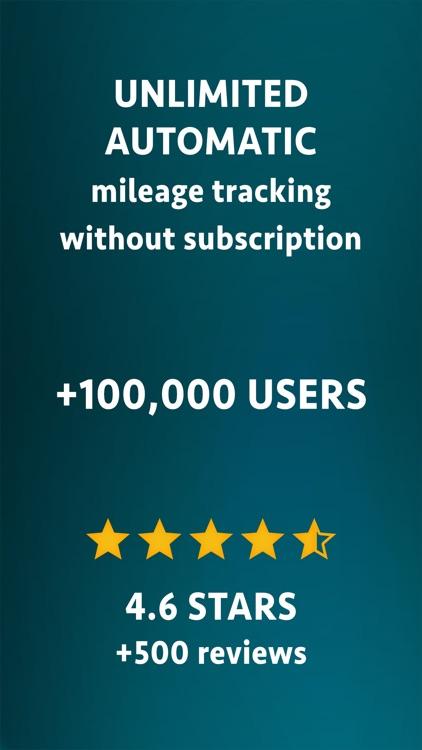 MileCatcher Mileage Tracker Mile Trip log