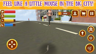 Mouse City Quest Simulator 3D