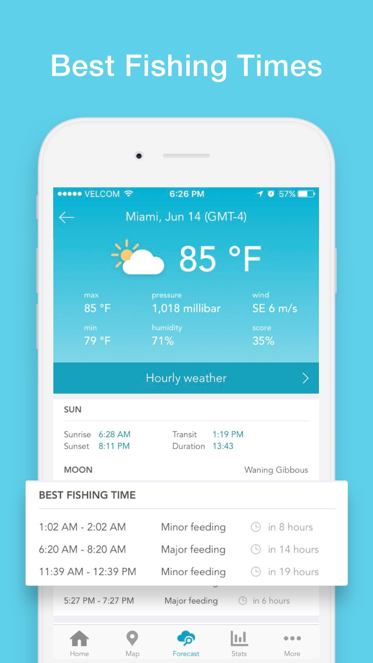 Fishbox - #1 Fishing App Screenshot