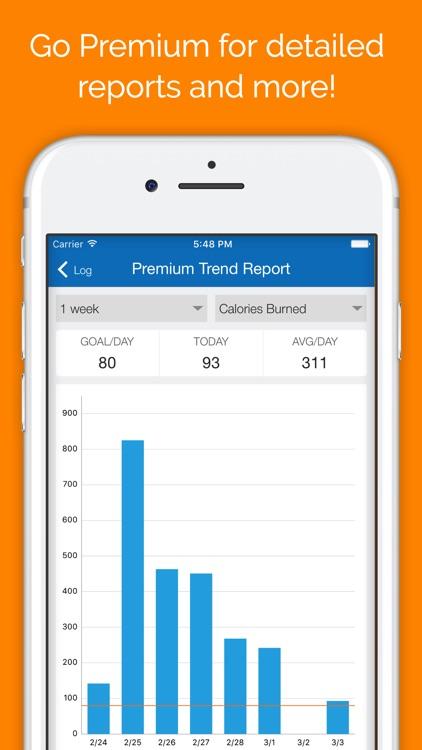 SparkPeople Calorie Tracker screenshot-4