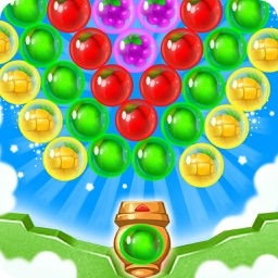 Fruit Bubble Shooter 2