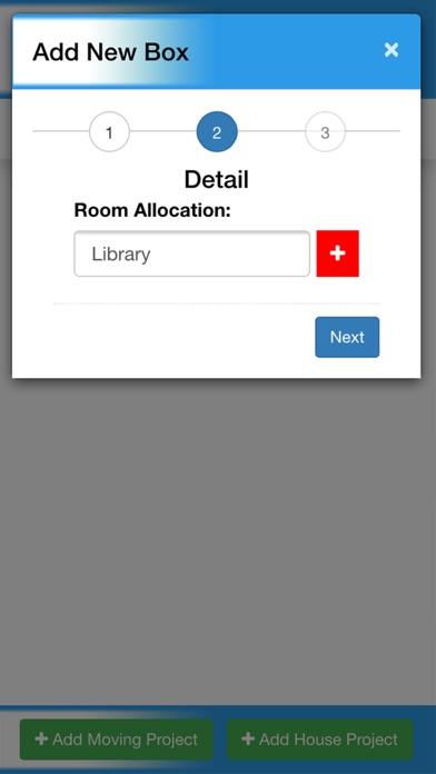 Box Organiser Lite screenshot