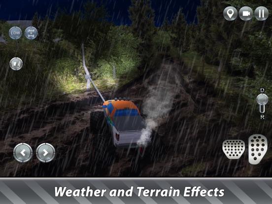 Monster Trucks Offroad Simulator screenshot 6
