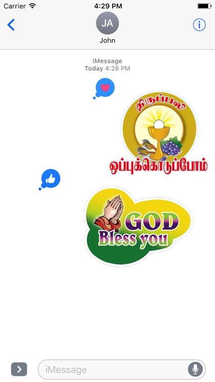 Missal Stickers