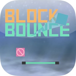Block Bounce - Avoid The Red Blocks