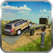美國陸軍越野車運輸truck-四輪驅動SUV車