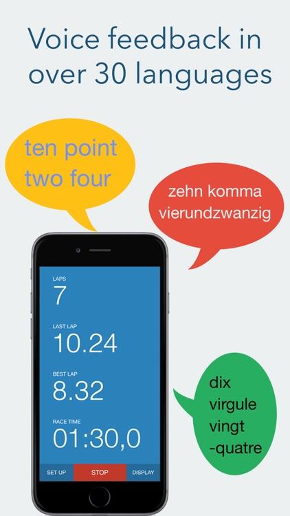 LapTracker - Auto Timer screenshot-4