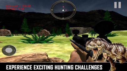 New Dinosaur Land Hunter screenshot 1