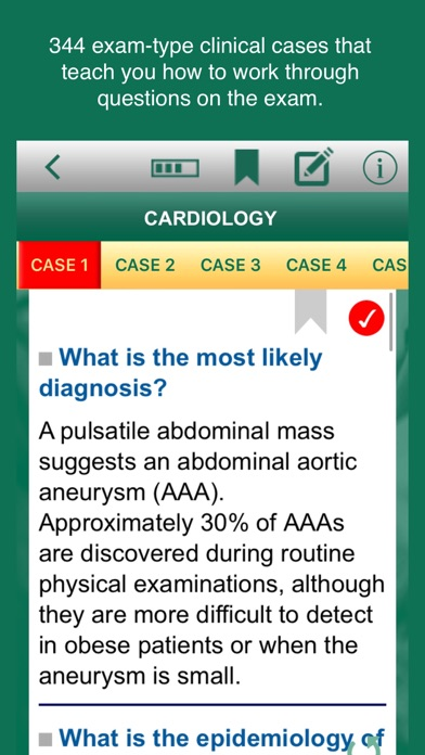First Aid Cases USMLE Step 2CK | App Price Drops