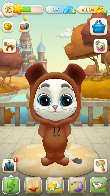 Oscar the Cat - Virtual Pet screenshot-3