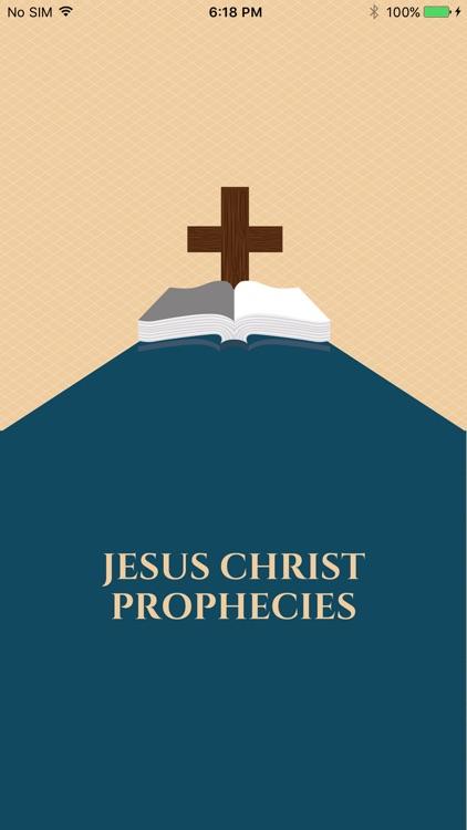Jesus Christ Prophecies