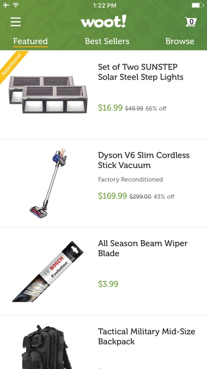 Woot: Shop daily deals and have a laugh