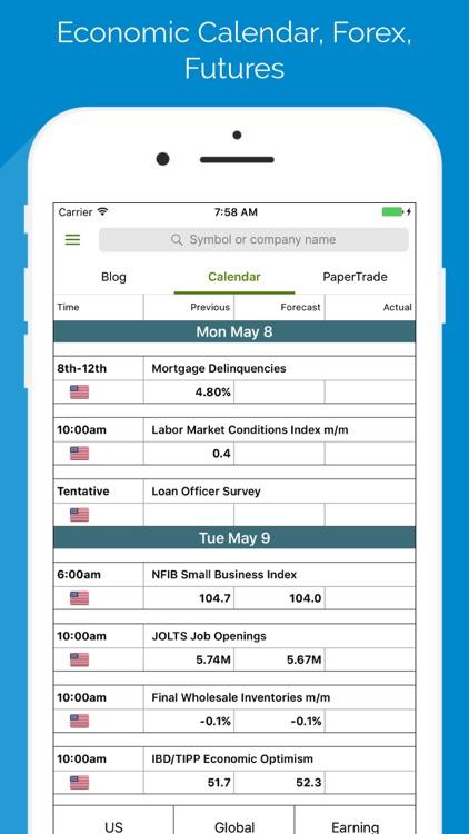 Technology Stock Screener - FB, GOOGL, BABA screenshot-4