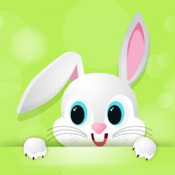 çocuk Için Sevimli Tavşan Boyama Boyama Kitabı App Storeda