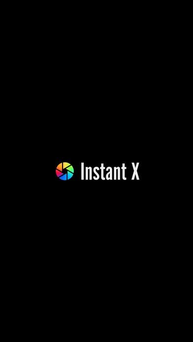 Instant X - 花火文字を撮影できるバルブ撮影アプリ紹介画像4
