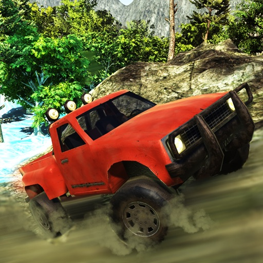 Offroad 4x4 Hill Jeep Driving Simulation