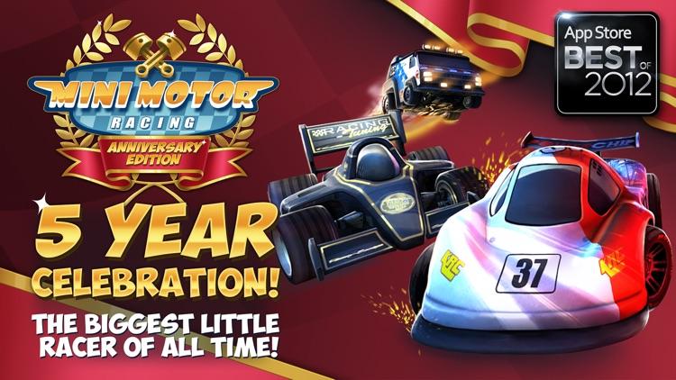 Mini Motor Racing screenshot-0
