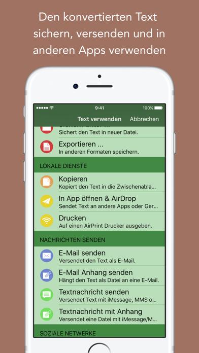Word-2-Text KonverterScreenshot von 4