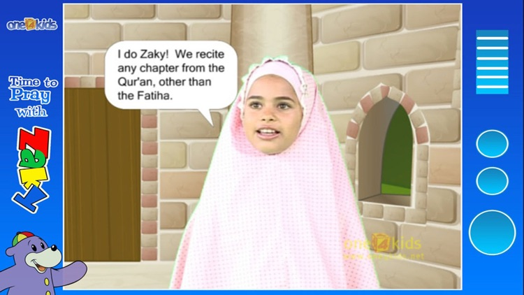 Time to Pray with Zaky screenshot-4