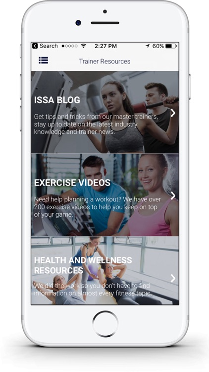ISSA-Become a personal trainer screenshot-4