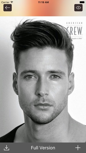 Hair Styles and Haircuts - Mens Hairstyle Makeover on the App Store
