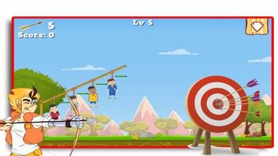 Bow Shoot Rescue Game screenshot 3