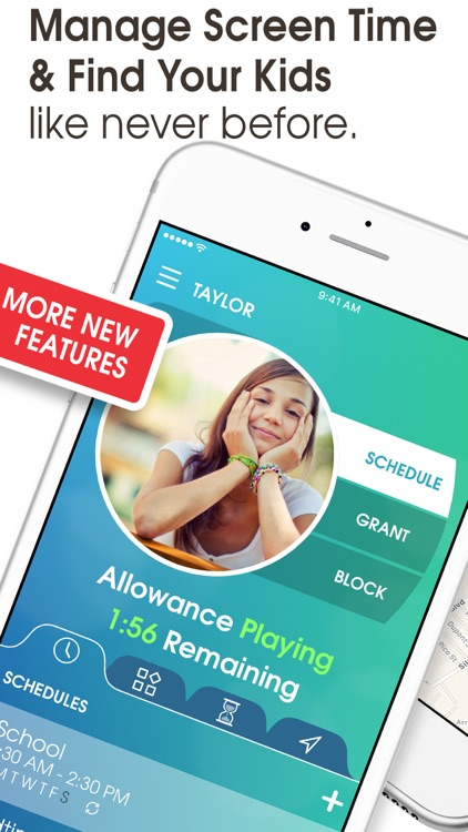 OurPact – Parental Control & Screen Time Manager app image