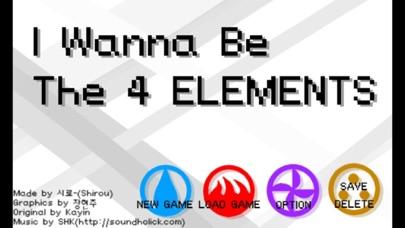 I Wanna Be The Four Elementsのスクリーンショット2
