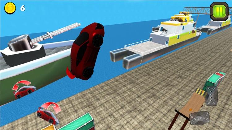 Extreme Car Stunt Driving Simulator screenshot-3
