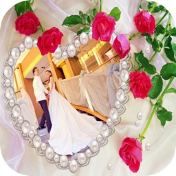 Love Frame for Wedding - A Wedding in Style Photo Frame of its own
