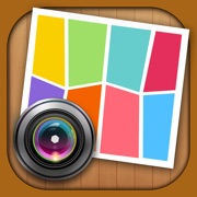Photo Shake Free - Picture Collage Maker & Pics Frames Grid Shop