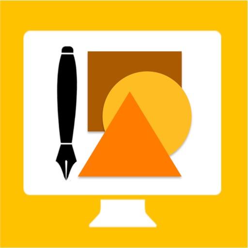 OffiDraw Graphics editor for draws iOS App