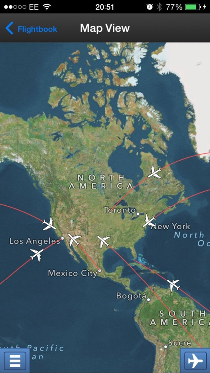 mi Flight Tracker Pro screenshot-3