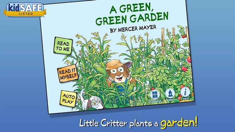 A Green, Green Garden - Little Critter
