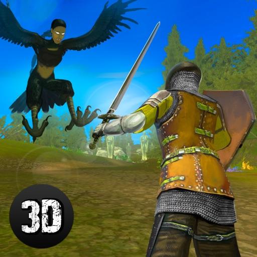 Harpy Bird Survival Simulator 3D by Tayga Games OOO