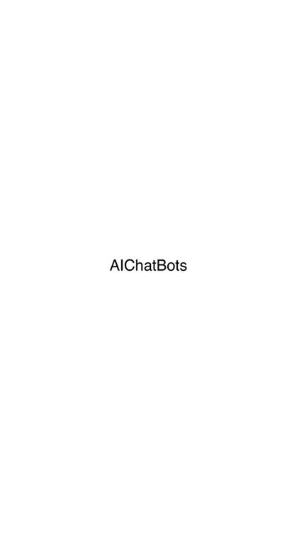 AIChatBots screenshot-4