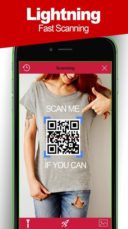Barcode Scanner - QR Scanner & QR Code Generator - Online Game Hack