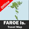FAROE ISLANDS – GPS Travel Map Offline Navigator