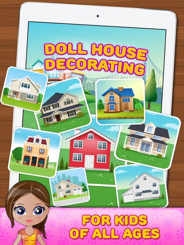 Doll House Decorating Game Pro On The App Store