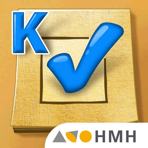HMH English Learner Assessment Practice Grade K icon