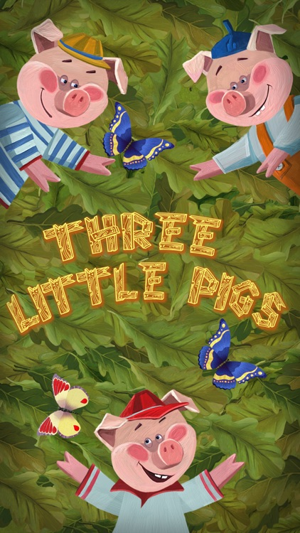 Three Little Pigs and Big Bad Wolf Full screenshot-4